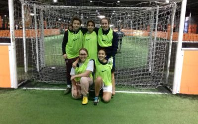 Nos deux équipes minimes qualifiées en Futsal !