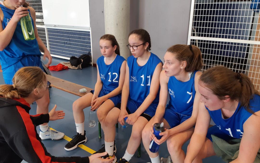 Sélection de nos basketteurs pour la suite de la compétition UGSEL !