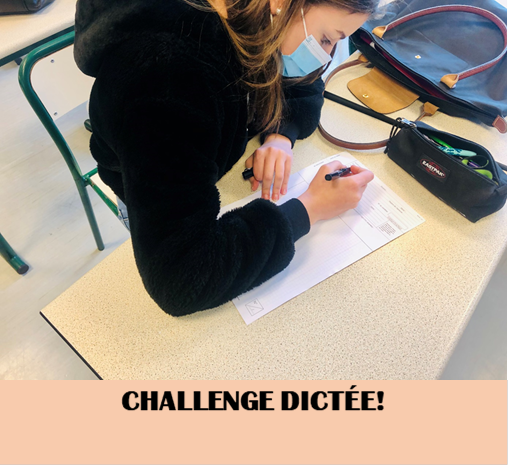 Les challenges des 3ème