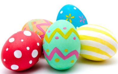 Joyeuses Pâques de la part des 5ème 2 !
